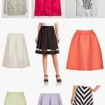 Midi Skirt Choices