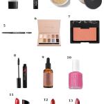 What's In My Makeup Bag: 15 Makeup Favorites
