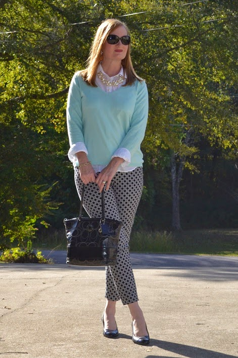 Mint & Pixie Pants