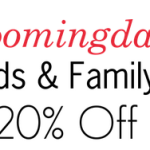 Bloomingdale's Friends & Family Sale!