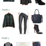 How To Wear: Green Plaid 3 Ways
