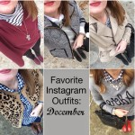 Instagram Outfits: December