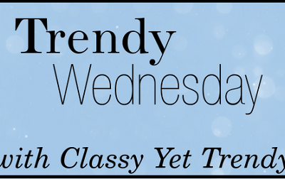 Trendy Wednesday Link Up #1: Faux Fur and Chambray