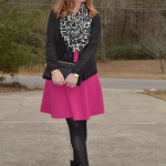 Trendy Wednesday Link Up #7: LPD – Little Pink Dress