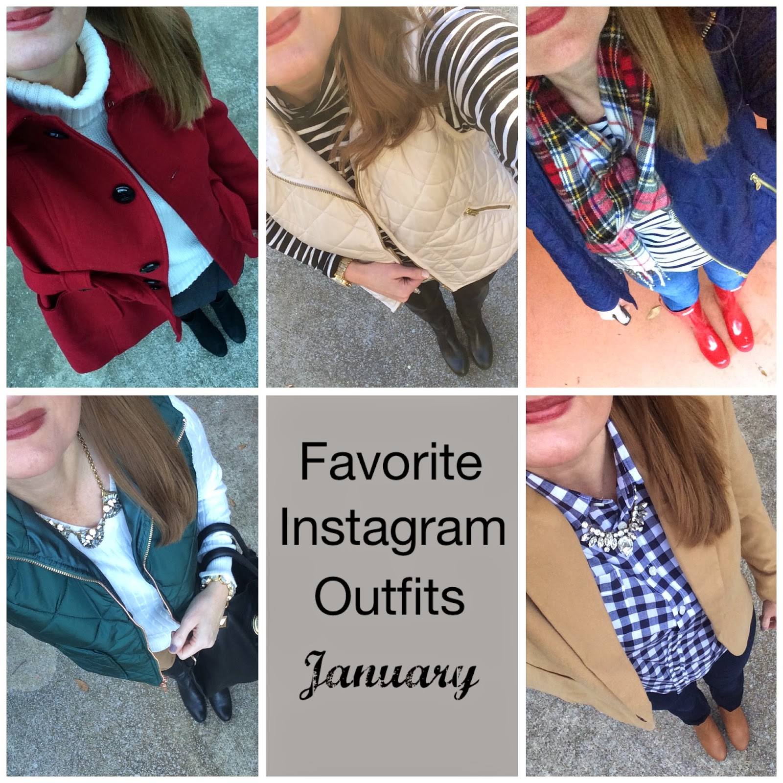 Instagram Outfits: January & $750 Amazon Giveaway