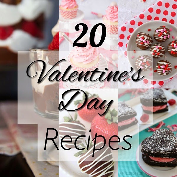 Recipe Roundup: 20 Valentine's Day Recipes