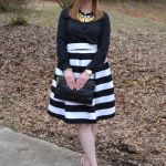 Trendy Wednesday Link Up #14: Black Stripes & Pink Bows
