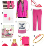 Mix It Up Friday Link Up #2: Pink Favorites