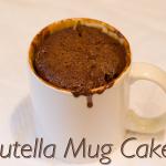 Mix It Up Friday Link Up #9: Nutella Mug Cake