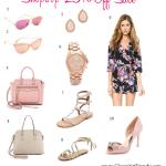 Shopbop's Spring Favorites 25% Off