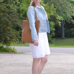 Trendy Wednesday Link Up #24: Eyelet, Denim & Leopard