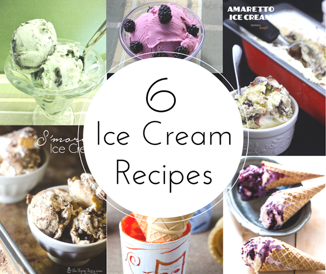 Recipe Roundup: 6 Ice Cream Recipes