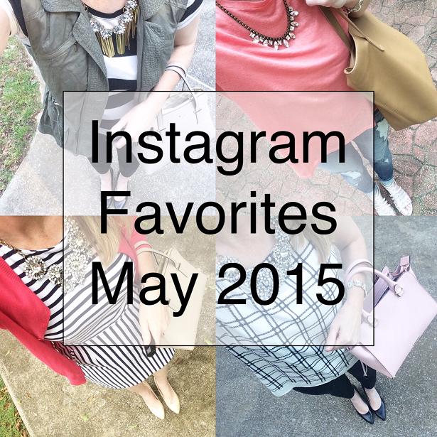 Trendy Wednesday Link Up #26: May Instagram Favs & a Giveaway!
