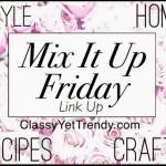 Mix It Up Friday #16: A Short Vacation