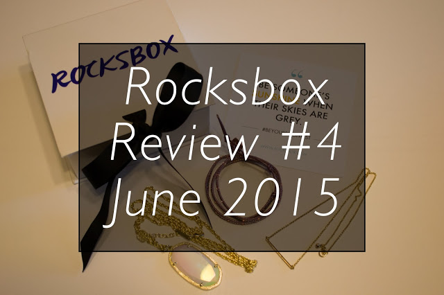 Trendy Wednesday Link-up #31: 1-Year Blogiversary & Rocksbox #4