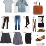 Trendy Wednesday Link-Up #37: 30 Fall Wardrobe Essentials