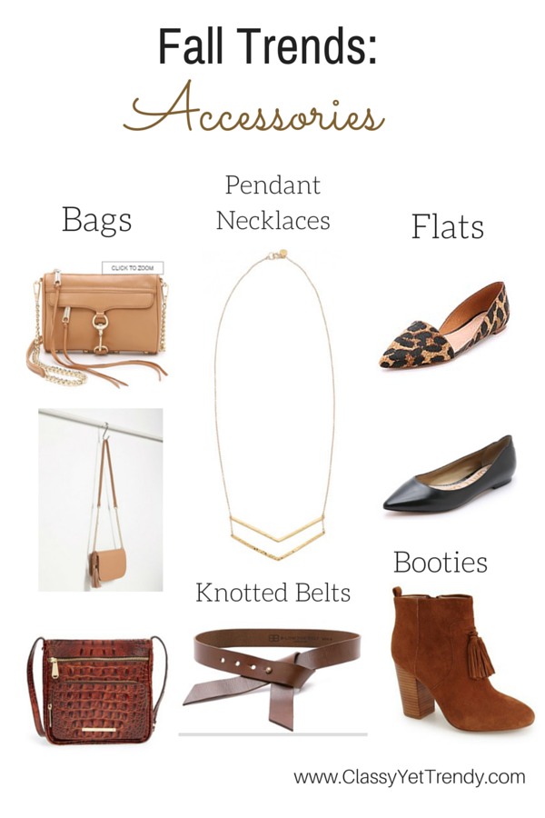 Fall Trends: Accessories