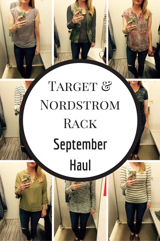 Trendy Wednesday Link-up #41: Target & Nordstrom Rack Haul
