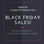 Black Friday Sales!