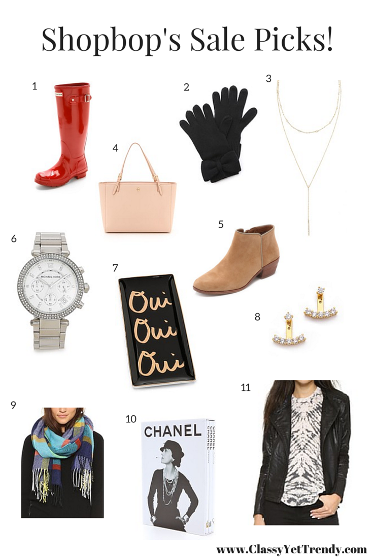 Shopbop's Sale Picks!