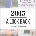 A Look Back At 2015 (Trendy Wednesday Link-up #53)