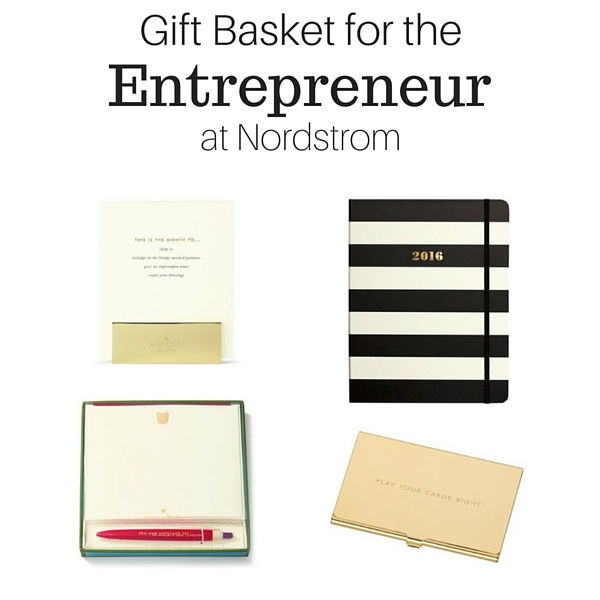 Gift Basket for the Entrepreneur