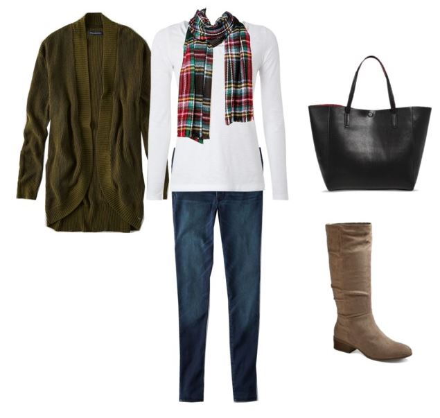 WINTER OUTFIT FOR MOM 1