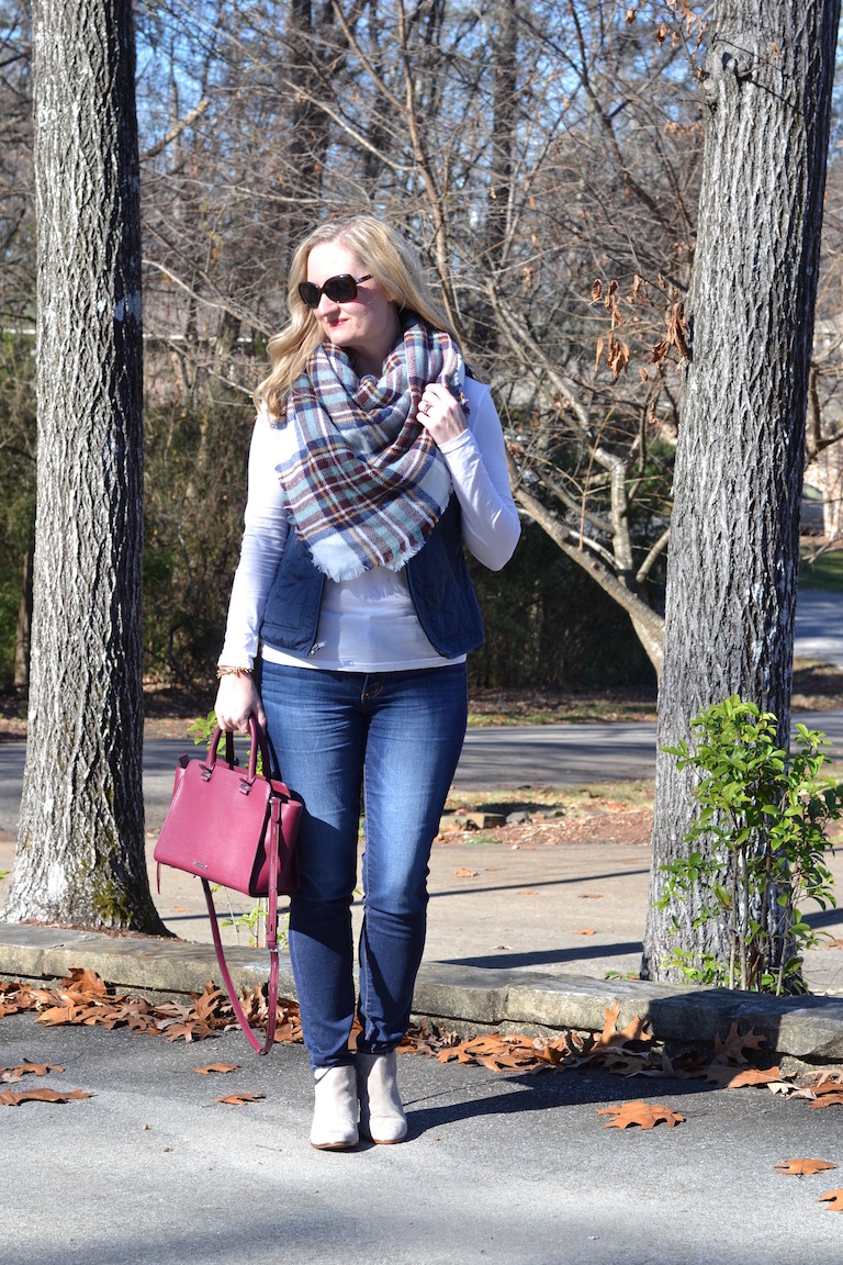 blue and burgundy outfit 4