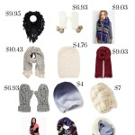 Cold Weather Accessories on Sale!