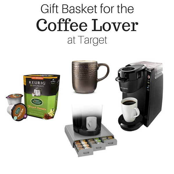 gift basket for the coffee lover