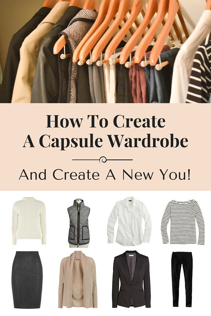 Create a New You With a Capsule Wardrobe