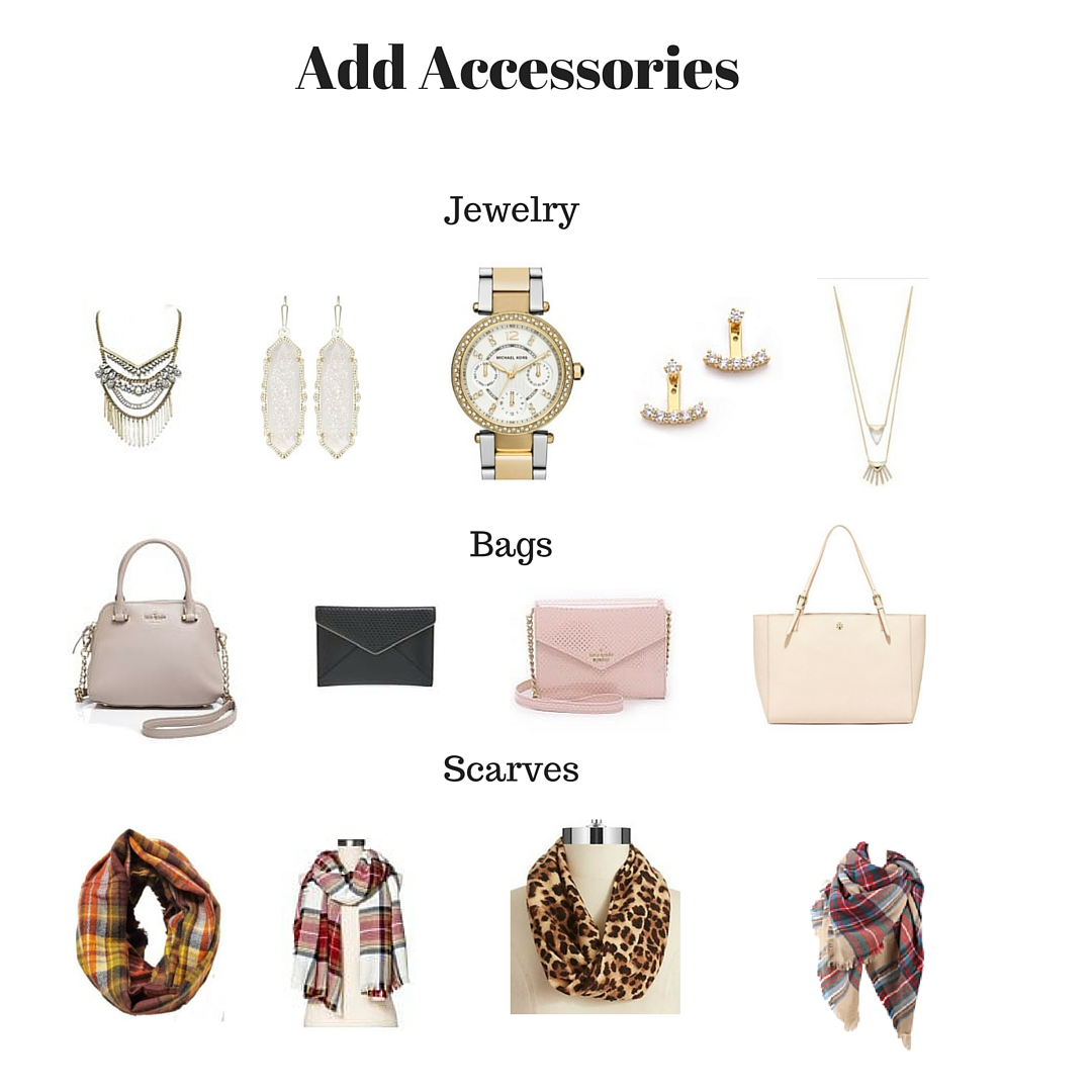 add accessories ideas