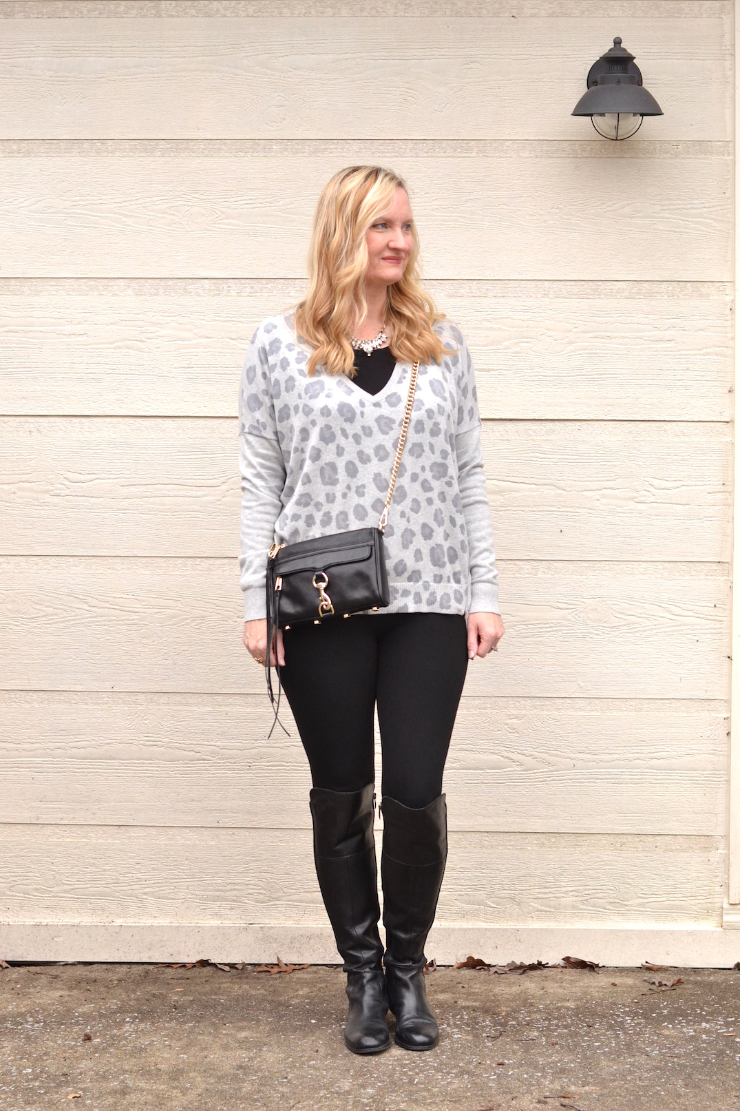black and gray leopard 3