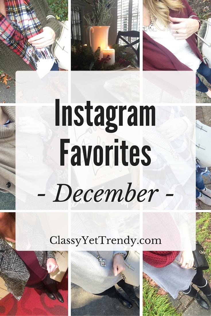 instagram favorites december