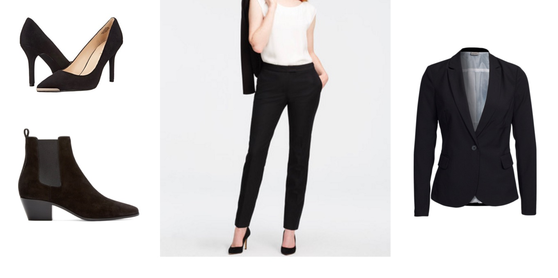 look expensive - black