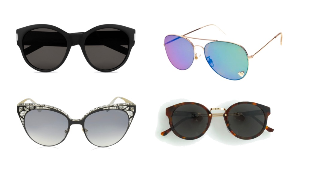 ways to look expensive - sunglasses