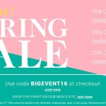 Spring Sale Favorites at Shopbop