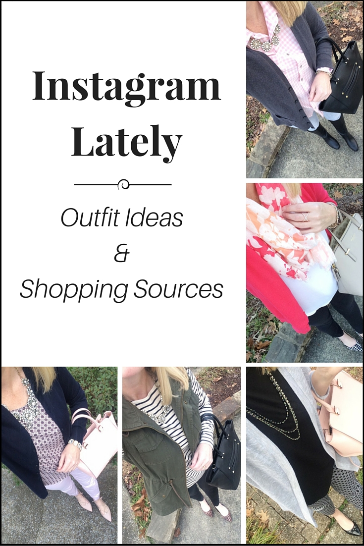 Instagram Lately (Trendy Wednesday Link-up #64)