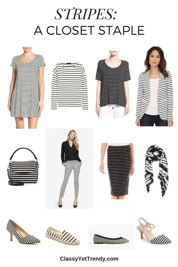 Stripes A Closet Staple