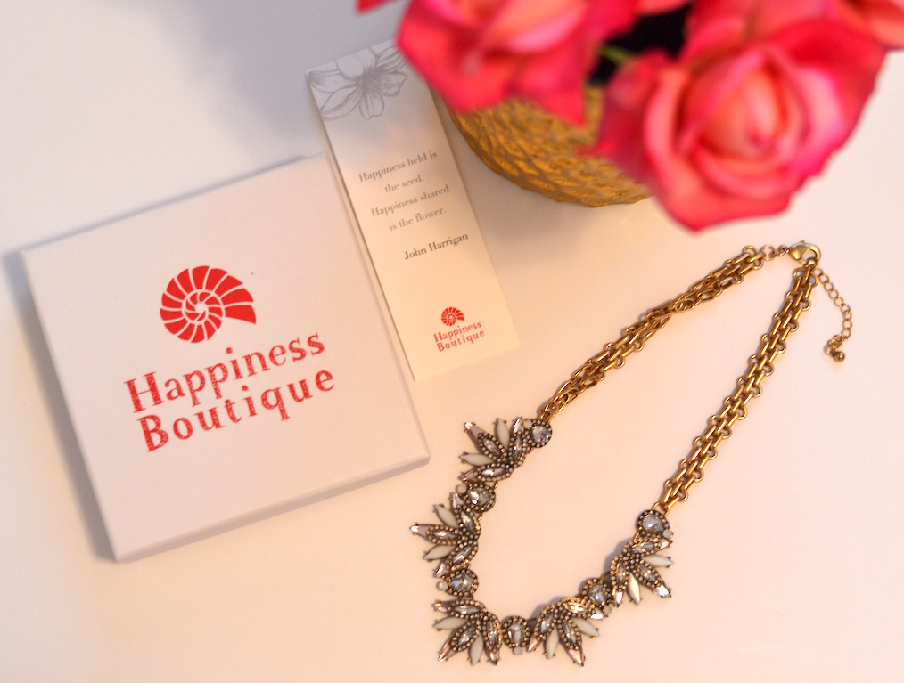 Totally Casual 11 Happiness Boutique Necklace