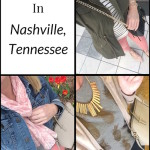 What I Wore In Nashville, Tennessee