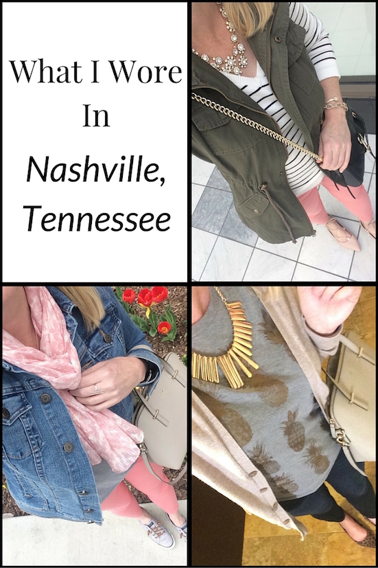 What I Wore In Nashville Tennessee