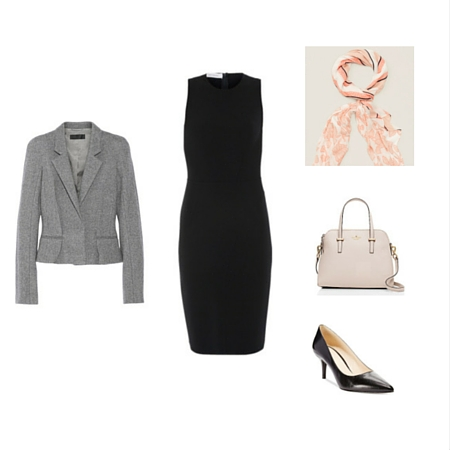 The Workwear Capsule Wardrobe: Spring 2016 Collection outfit 10