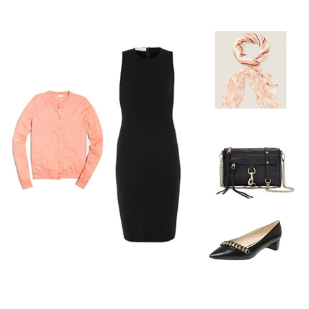 The Workwear Capsule Wardrobe: Spring 2016 Collection outfit 2