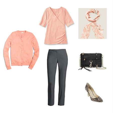 The Workwear Capsule Wardrobe: Spring 2016 Collection outfit 6