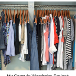 My Summer 2016 Capsule Wardrobe