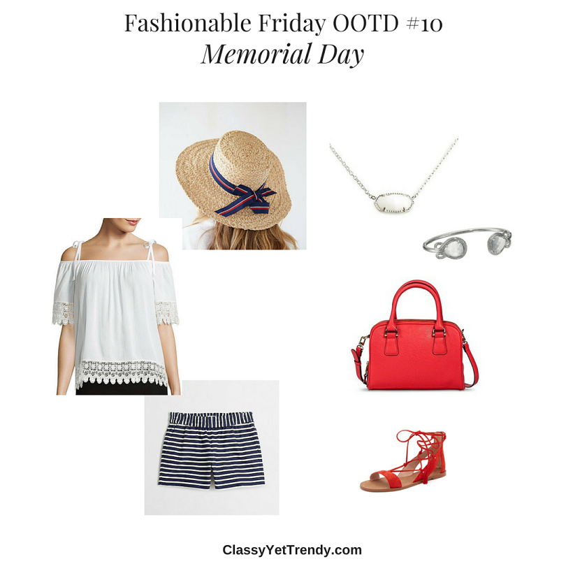 FASHIONABLE FRIDAY OOTD #10