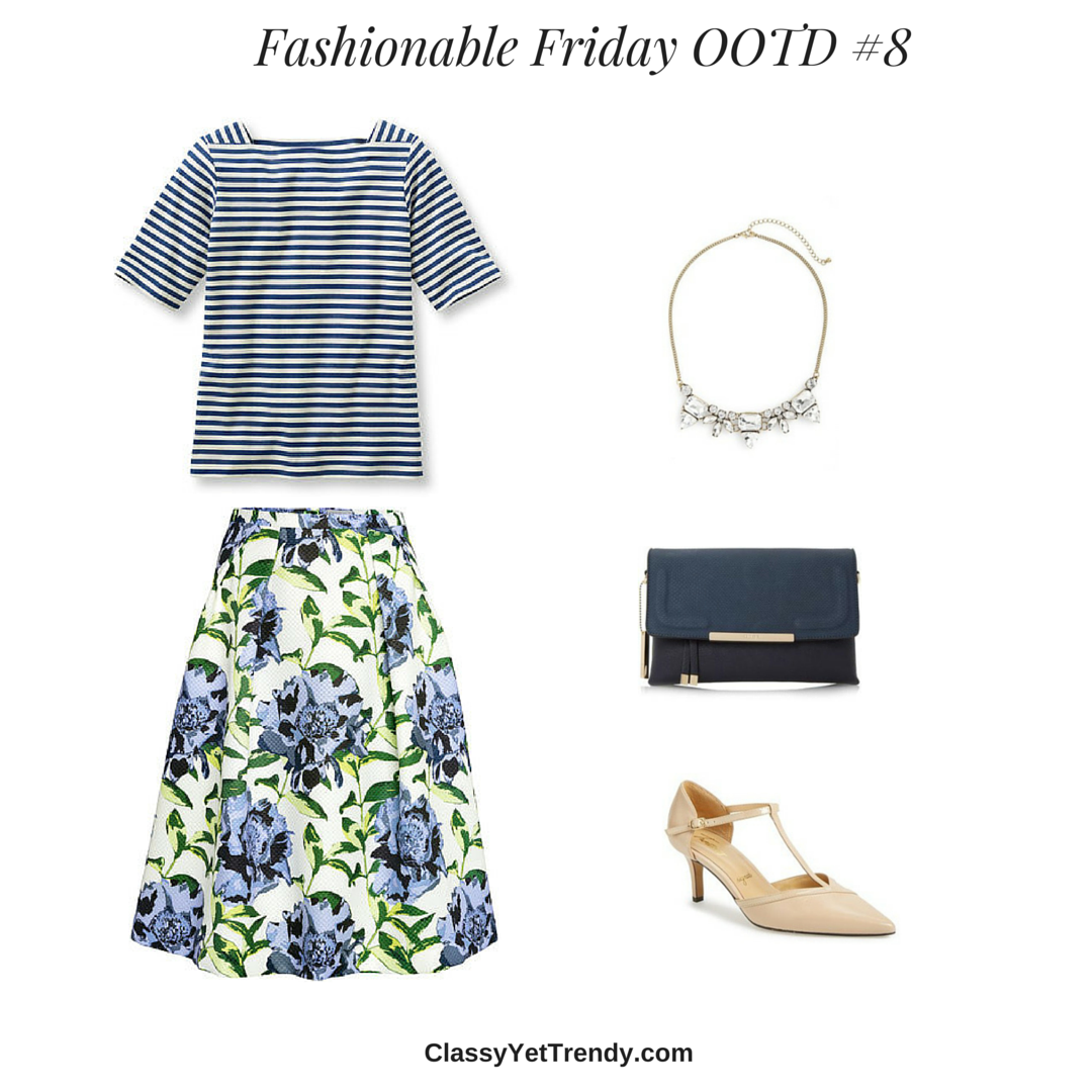 Fashionable Friday OOTD #8