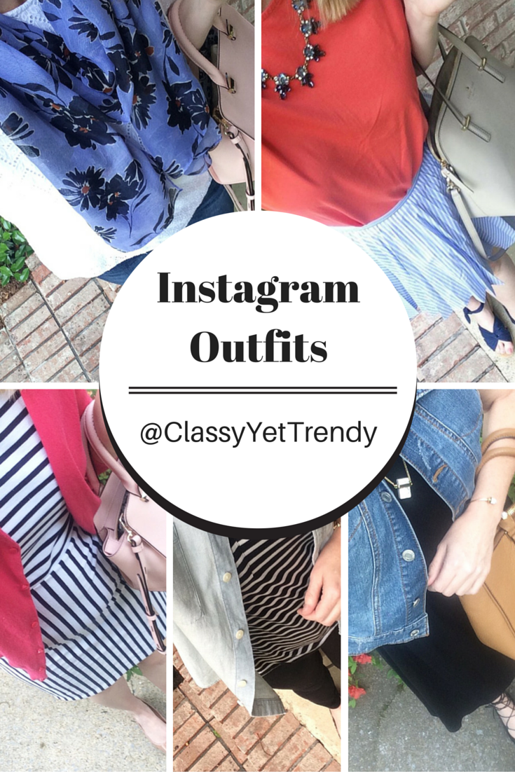 Instagram Lately (Trendy Wednesday Link-up #73)