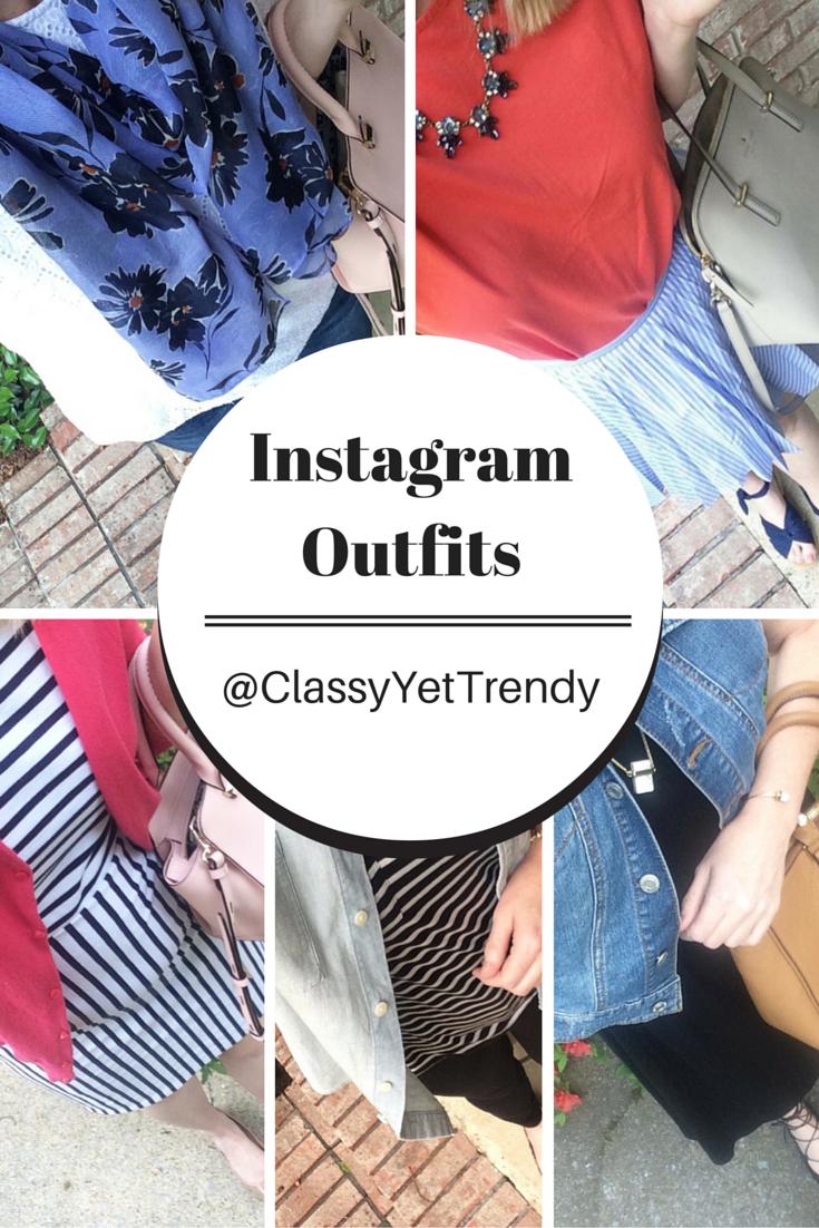 Instagram Lately (Trendy Wednesday Link-up #73)